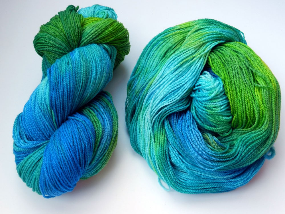 Aegean Fingering Weight Yarn