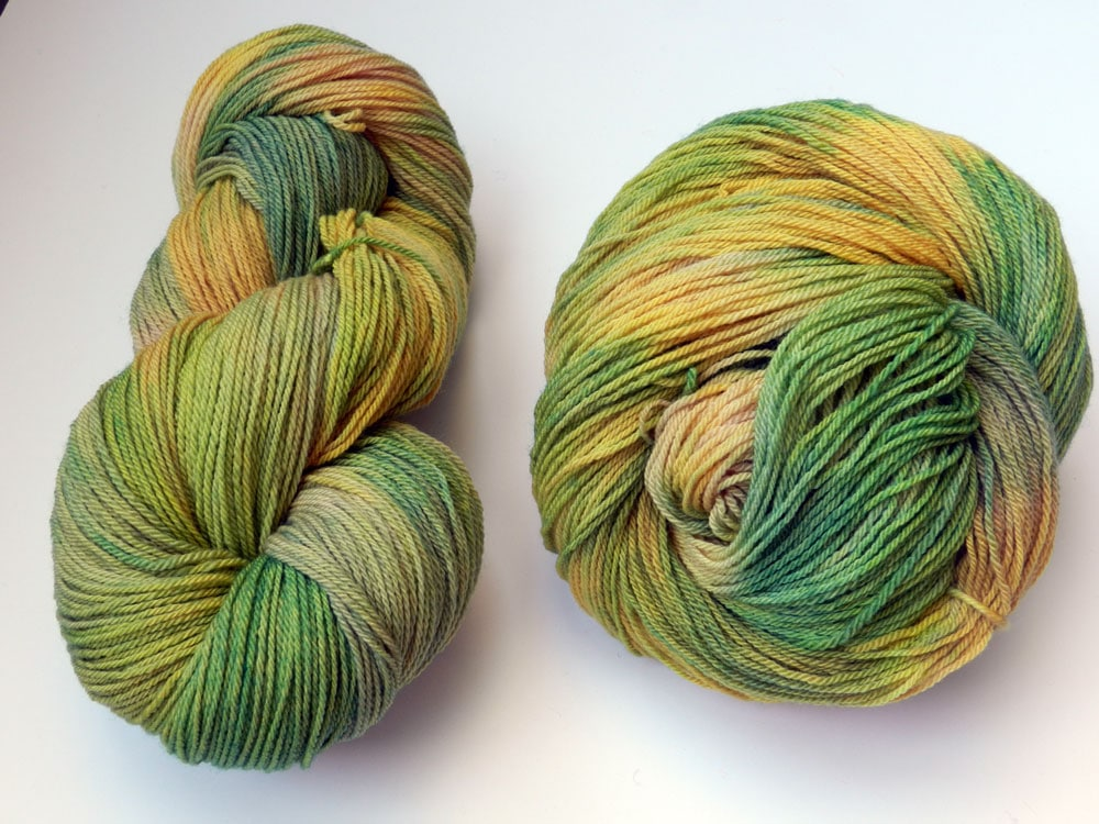 Dandelion Fingering Weight Yarn