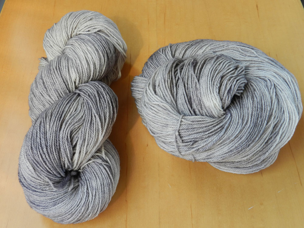 Fog Fingering Weight Yarn